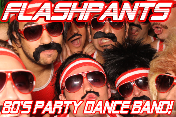 FlashPants Venue Promo Photo