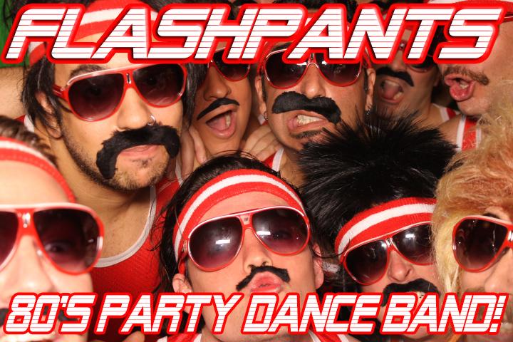 FlashPants Venue Promo Photo