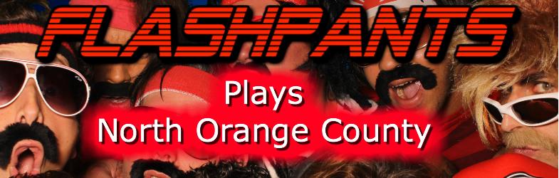 FlashPants plays North Orange County