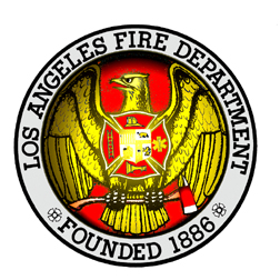 los angeles fire department is a client of flashpants 80s band