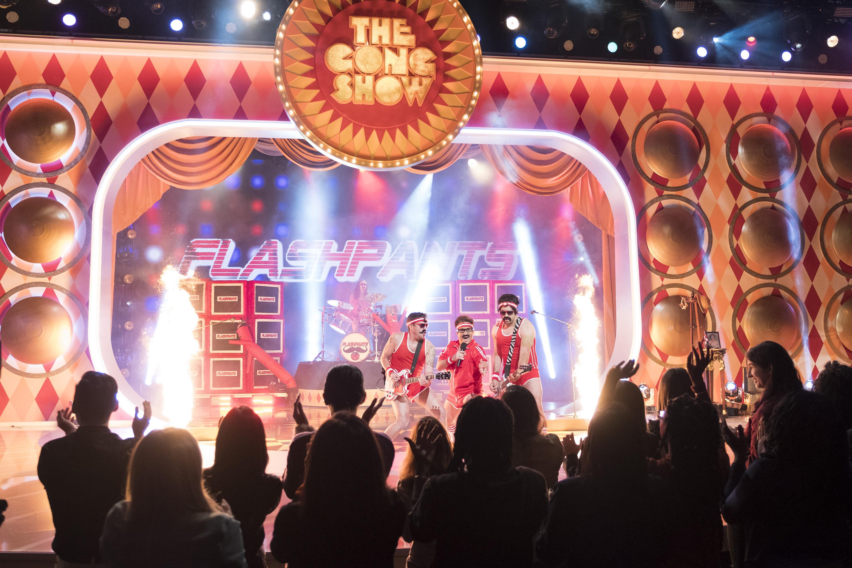 FlashPants Gong Show